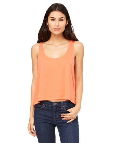 Flowy Boxy Tank Top for festival